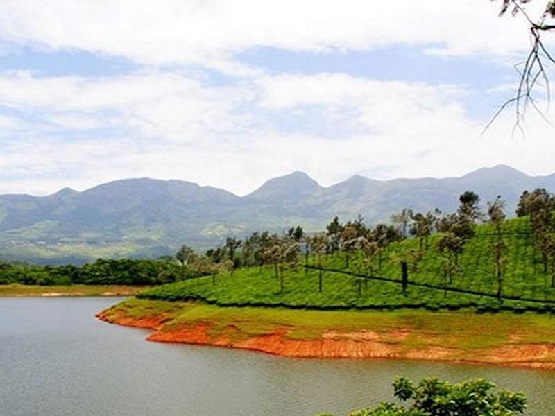 Anayirangal Dam in Munnar